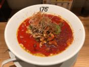 冷やし汁あり担々麺@175°DENO担担麺 神田駅北口店