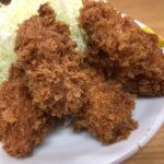 とんかつ定食750円で大人気の御徒町「山家」で絶品!の牡蠣フライ定食