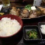 安くて美味くて営業時間が長い!新宿の「しんぱち食堂」でぶりかま定食