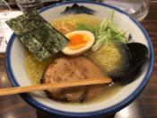 柚子塩らーめん こんにゃく麺使用@AFURI 中目黒