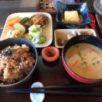 【直島】「玄米心食 あいすなお」で瀬戸内国際芸術祭限定ランチ