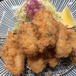 【銀座No.1とんかつ】「とんかつ檍」は牡蠣フライも最高に美味しい!