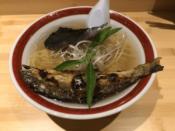 鮎ゴトラーメン@鮎ラーメン+ 虎ノ門ヒルズ