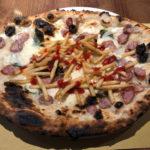 本格ピザ窯+薪を使用のピザがマジで美味しい! 鮫洲「バッカムニカ」