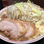 【二郎系新店】大森「ラーメン豚山」はボリューム半端ない!味も良し!