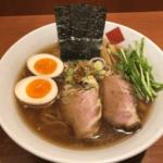 東京駅ラーメンストリート「ちよがみ」鰹節・昆布のスープに国産小麦の麺が美味しい!