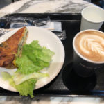 【品川駅朝食】「ディーンアンドデルーカ Dean & DeLuca」でキッシュの朝食