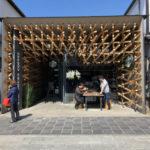 【隈研吾設計】木組み構造を用いたデザインがおしゃれ!なスタバ 太宰府天満宮参道店