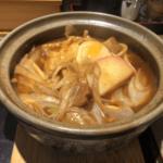 大森「でら打ち」味噌煮込みうどんが最高に美味い!名古屋うどんの名店が旗の台から移転