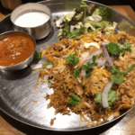 【八重洲の大人気インド料理店】「エリックサウス」でチキンビリヤニ