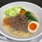 【田町の新店】牛骨白湯(コムタン)スープが美味しい!ラーメン「五瞭」