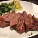 肉厚で噛みごたえのある牛たんが美味しい!「仙台 牛たん荒 新橋店」