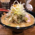 大行列のできる【味噌ラーメン】の名店「麺処 花田」上野・御徒町