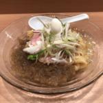 武蔵小杉に新規オープン!「らぁ麺は はやし田」の冷やしそばが絶品!だった