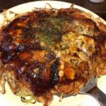 【広島焼】「HIDE坊」新橋 安倍首相も来店 ボリュームたっぷりのランチが美味しい!