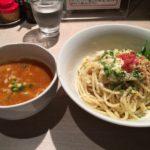 これがアジトで一番好きかも 大井町「アジトイズム」でつけ麺ロッソ