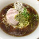 衝撃の新店!大井町「和渦」がオープン!醤油そば牡蠣のアヒージョ添え