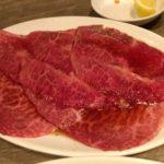 最高に美味しい!焼肉 新橋「うしごろバンビーナ」6,000円コース