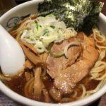さすが武蔵のクオリティ 浜松町「麺屋武蔵」でら~麺
