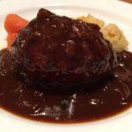 デミグラ・ハンバーグが本当に美味しい!大井町の「B&M 151A」