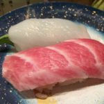 中トロ入りもあった!150円均一の美味い回転寿司「もり一」