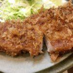 人生で一番通ったとんかつ屋 蒲田の「鈴文」でとんかつ定食