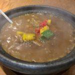 濃厚な牛肉に野菜が合う!五反田「ホットスプーン」の牛すじ夏野菜カレー
