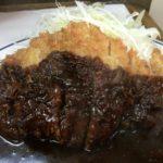 老舗の「キッチン南海」に久々訪問 黒いカツカレーが変わらず絶品!