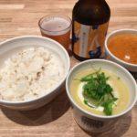 「スープストックトーキョー」で芸術家のレモンと鶏肉のスープ