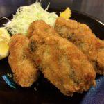 大きな牡蠣ランチが美味い!新橋の行列店「和楽」
