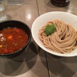 海老トマトつけ麺は何度食べても美味い!新宿の「五ノ神製作所」