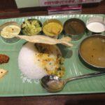 ミールス(南インド定食)の専門店 大森の「ケララの風II」