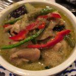 新宿の老舗タイ料理「バンタイ」グリーンカレーが美味しかった!