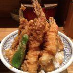 金子半之助の系列 赤坂の「天丼 金子屋」で鱚の天丼