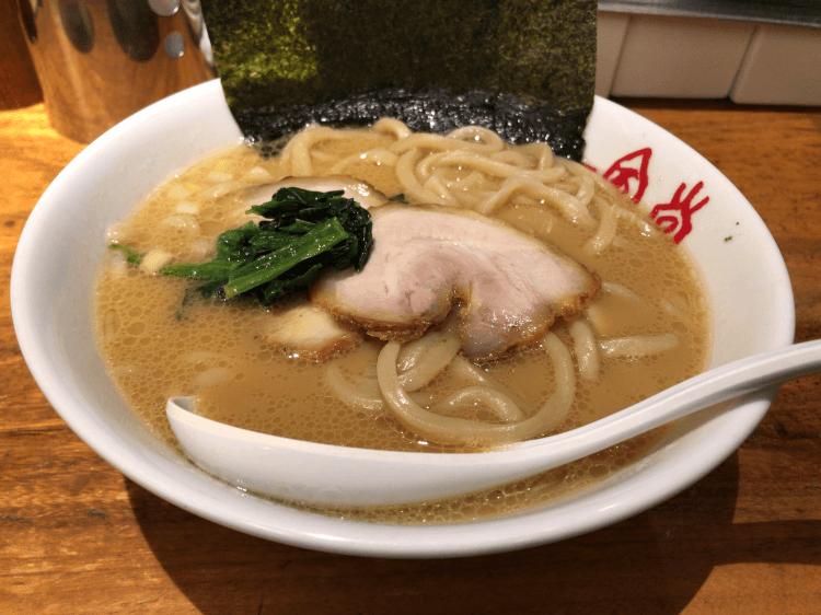 醤油豚骨@一風堂 銀座店