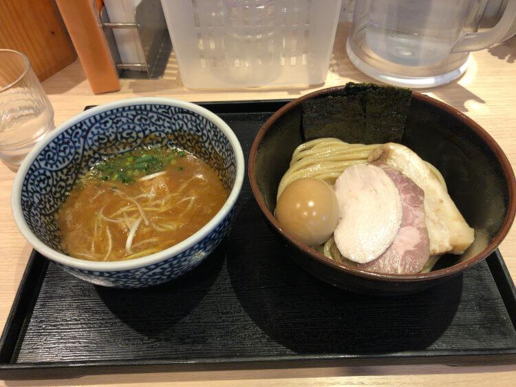 特製濃厚魚介つけ麺@麺屋一燈 新小岩