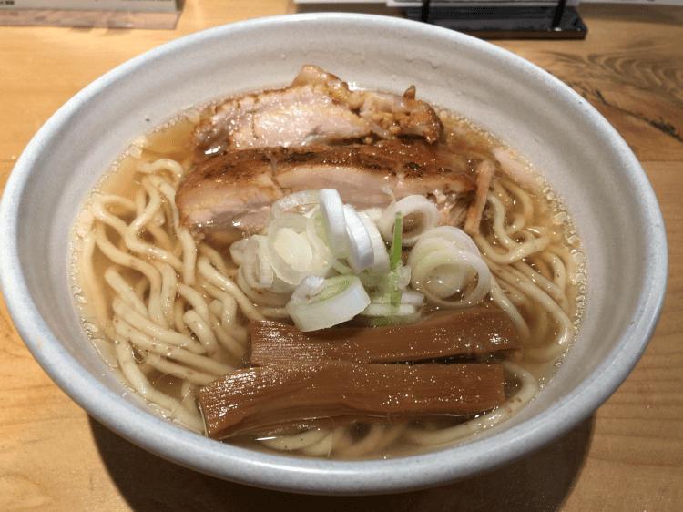 らーめんmacro@人類みな麺類 東京本店