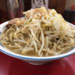 「ラーメン二郎」目黒店 1杯500円!は二郎最安値?二郎暖簾分け1号店