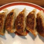 【亀戸餃子】大島店は餃子だけでなくニラレバ炒めも美味しかった!