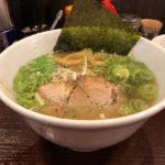 【銀座ラーメン】コスパ最強!牛骨スープが美味しい鳥取ラーメン「香味徳」