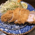 「かつ吉」渋谷店 古民家風の店内は雰囲気最高!とんかつ牡蠣も美味しい