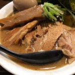 「らぁ麺葉月」直系 濃厚スープと極太麺が絶品「きりきり舞」 不動前