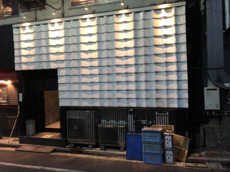 赤坂希須林の外観