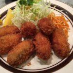 定食の牡蠣は7つ!池袋の洋食の名店「キッキンABC」