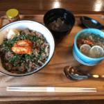 神楽坂「誇味山 奏」高級焼肉店の新業態は焼肉丼が990円!Jロックの聖地になる?