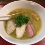 【祝ミシュラン掲載】神保町No.1ラーメン「黒須」牡蠣の塩蕎麦がウマすぎた!
