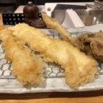 「丸亀製麺」系列「天ぷら定食まきの」本格的な天ぷらでビックリ!!武蔵小山