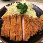【林SPF】のとんかつ!庶民的でリーゾナブルな町食堂 大森「お食事 まるやま」