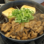 【松屋】「お肉たっぷり牛鍋膳」は味もボリュームも大満足!選べる小鉢も最高