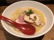 鶏白湯 特製ラーメン@麺屋翔